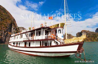 Tàu Sao Mai Golden Bay