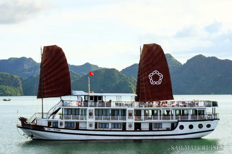 Du thuyền Sao Mai Apricot